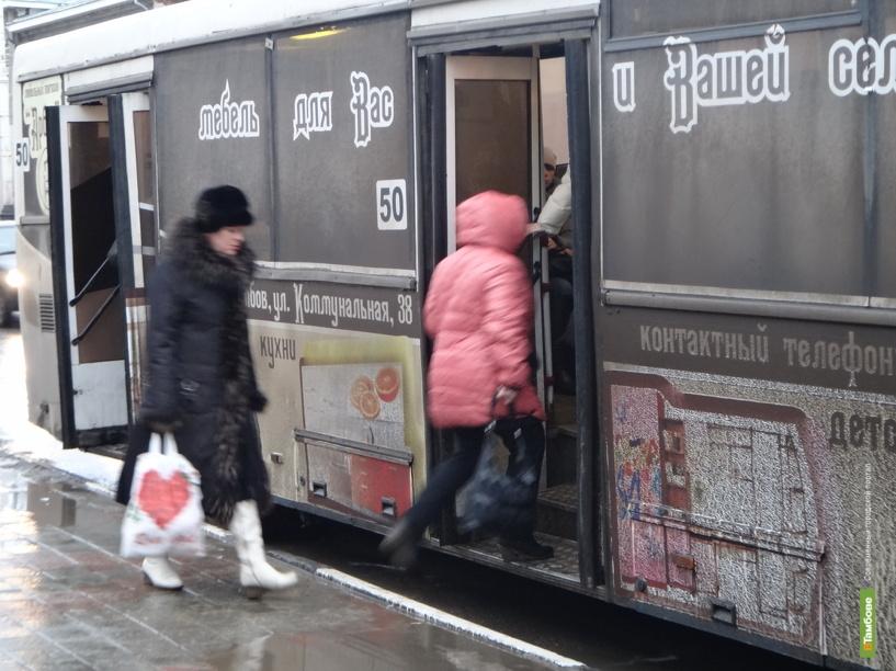 Сити-менеджер Тамбова недоволен схемой проезда городского транспорта