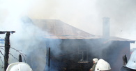 Моршанец хотел сжечь жену, но угорел сам