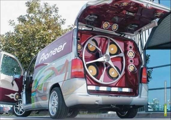 Тамбовчане проверят автомобили на звук