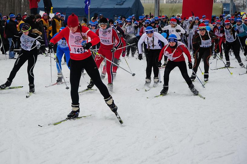 VIP-участники «Лыжни России» в Тамбове пробегут 2015 метров