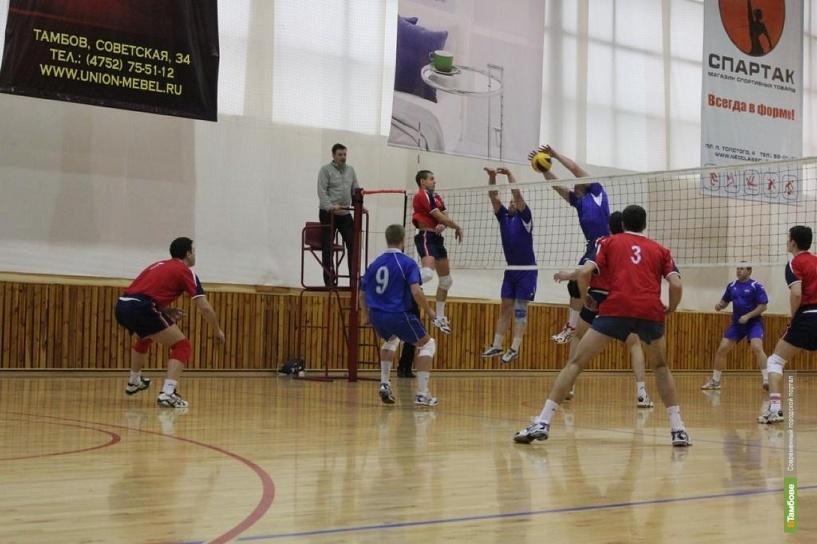 Победителей волейбольного турнира «одарят» званием КМС
