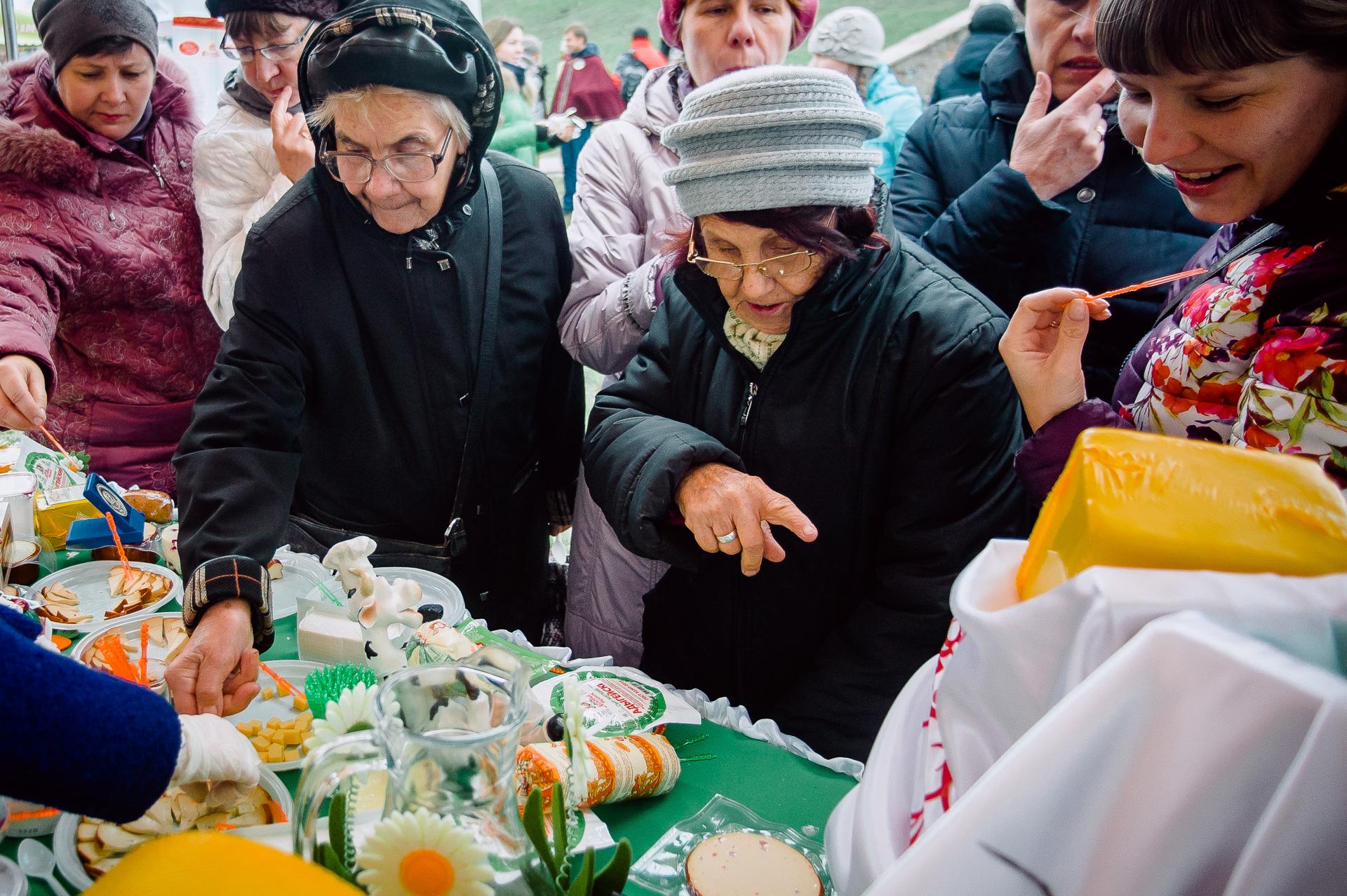 «Покровская ярмарка» собрала вТамбове более 50-ти тыс. человек