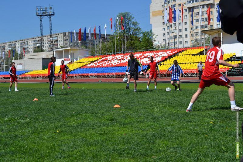 На Тамбовщине появится новое футбольное поле