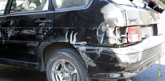 Двое тамбовчан пострадали в ДТП