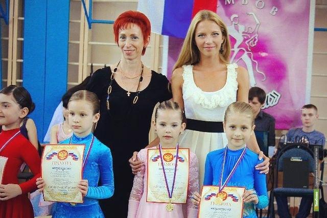 В Тамбове состоится открытый региональный Кубок по спортивным танцам