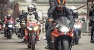 Тамбовские мотоциклисты открывают сезон