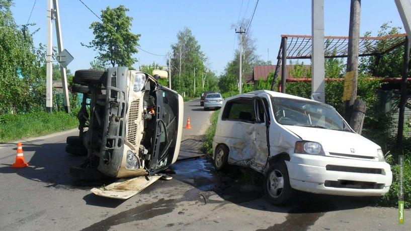 Авария в Мичуринске унесла жизнь тамбовчанки