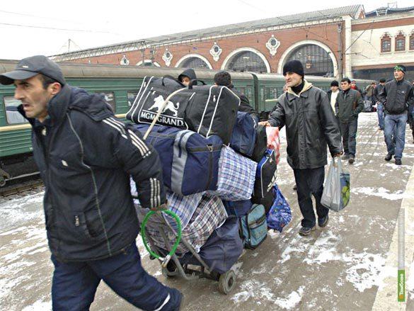 В Тамбовскую область чаще всего переезжают мигранты из Узбекистана