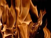 На Тамбовщине полностью выгорел жилой дом