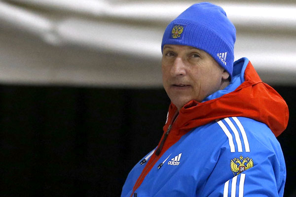В Германии скончался старший тренер сборной России по бобслею