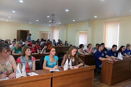 Студенты-державинцы вновь отличились на межрегиональном конкурсе
