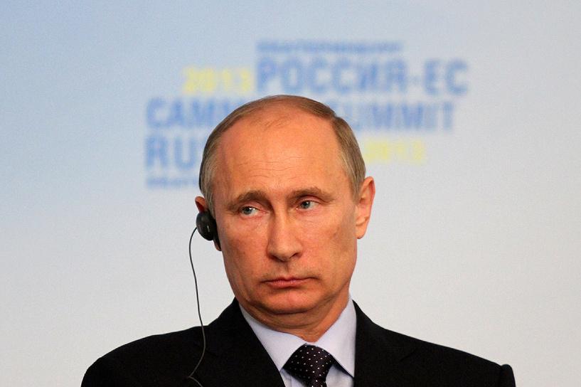 Путин поручил отвести российские войска с учений на границе с Украиной