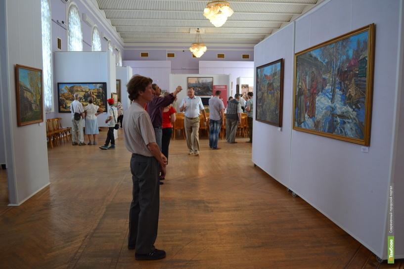 """В тамбовской """"картинке"""" восторжествовал русский реализм"""