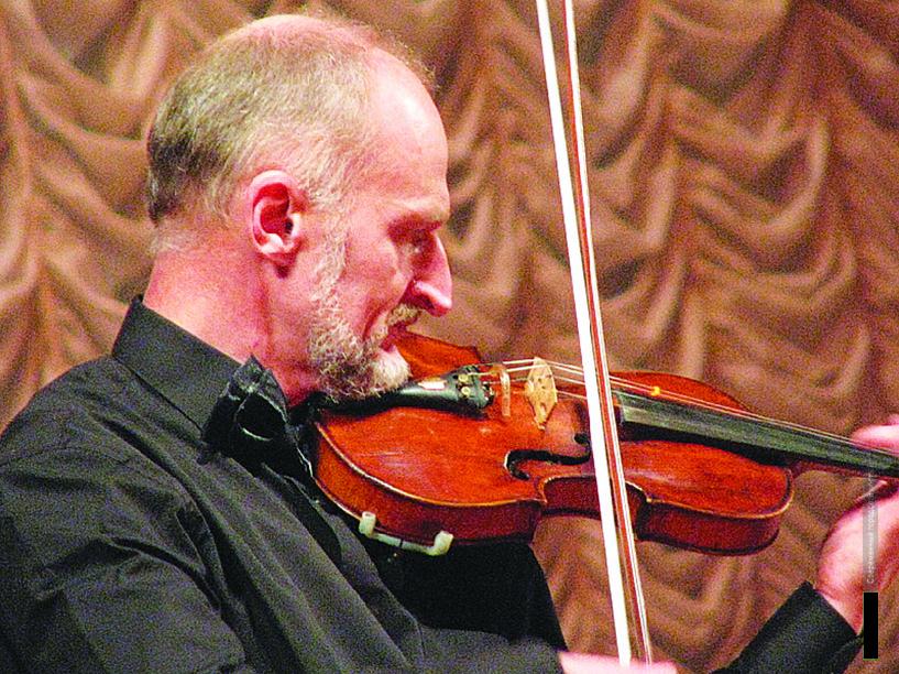Известный скрипач предстанет перед тамбовчанами в новом амплуа