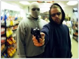 Вооруженные преступники ограбили продуктовый магазин под Кирсановом
