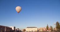 В Тамбовской области открылся осенне-зимний сезон полетов и прыжков с парашютом с аэростата