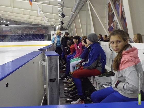 Тамбовчане стали призёрами в Первенстве России по конькобежному спорту