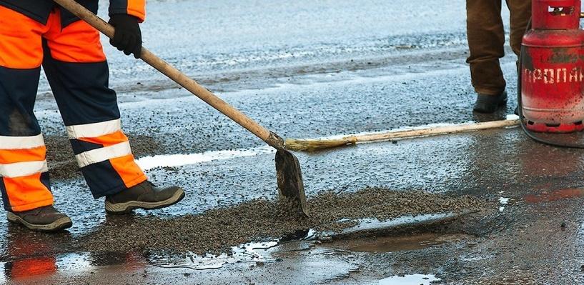 Ямочный ремонт дорог Мичуринску обойдётся в два миллиона рублей
