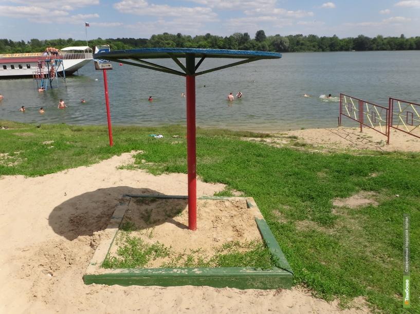 В следующем году на Тамбовщине станет больше оборудованных пляжей