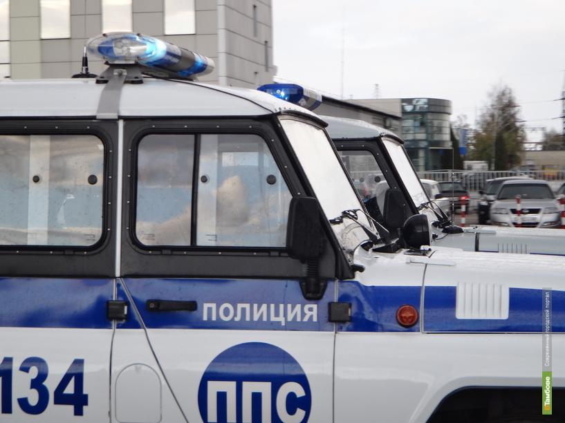 Пьяный житель Мичуринска пытался ударить полицейского ножом