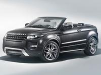 Range Rover Evoque превратили в кабриолет