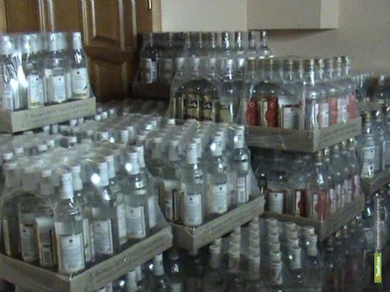 Торговый павильон в Тамбове игнорирует санитарные требования