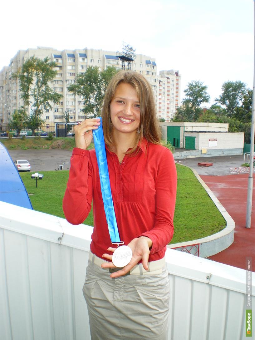 Юлия Терехова «добегалась» до именной стипендии