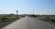 В Знаменском районе на трассе столкнулись две «девятки»