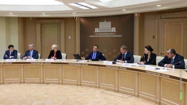 Дмитрий Медведев обозначил нашу область в числе лидеров по созданию новых мест в детсадах