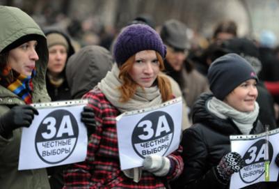В Тамбове пройдут два митинга «За честные выборы»