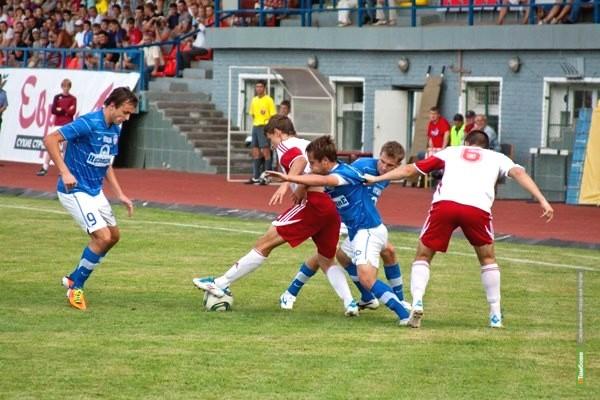 Тамбовский «Спартак» снова проиграл выездной матч