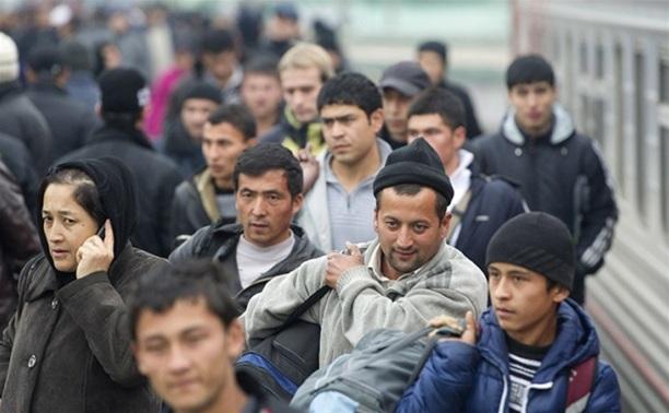 113 мигрантов выдворили из Тамбовской области