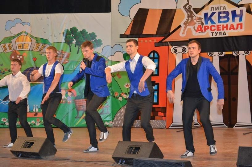 Тамбовским КВНщикам прочат славу на «Первом канале»
