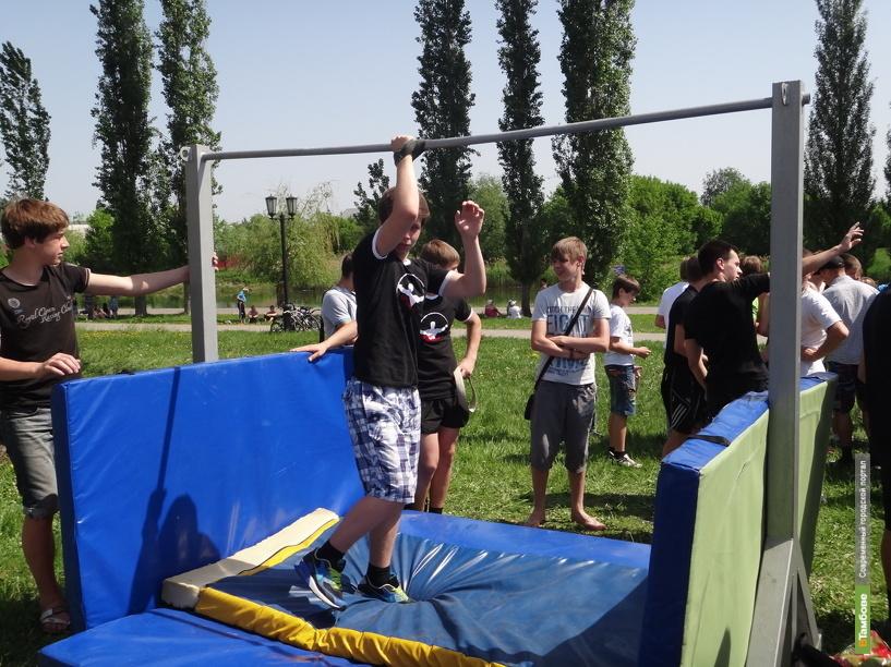 Тамбовчане могут поучаствовать в фестивале «Спорт улиц»