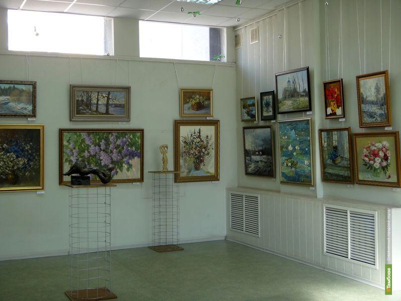 В Тамбове откроется персональная выставка Владимира Кудрявцева