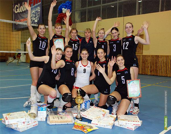 Волейболистки из Тамбова сыграют в финале Кубка России