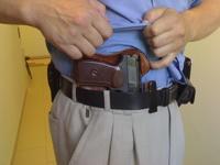 МВД ужесточит правила ношения оружия после бойни в Москве