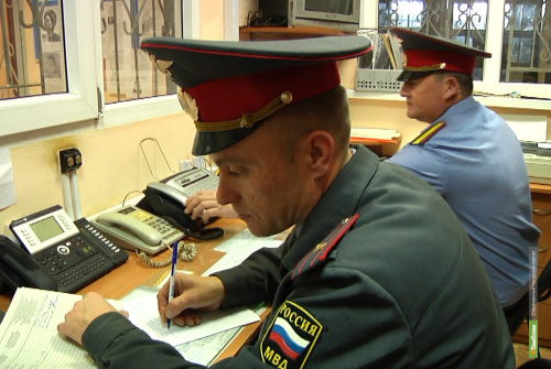 Тамбовские полицейские раскрыли серию мелких краж
