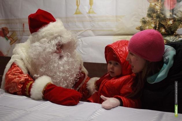 Вызвать Дед Мороза на дом в Тамбове можно за тысячу рублей
