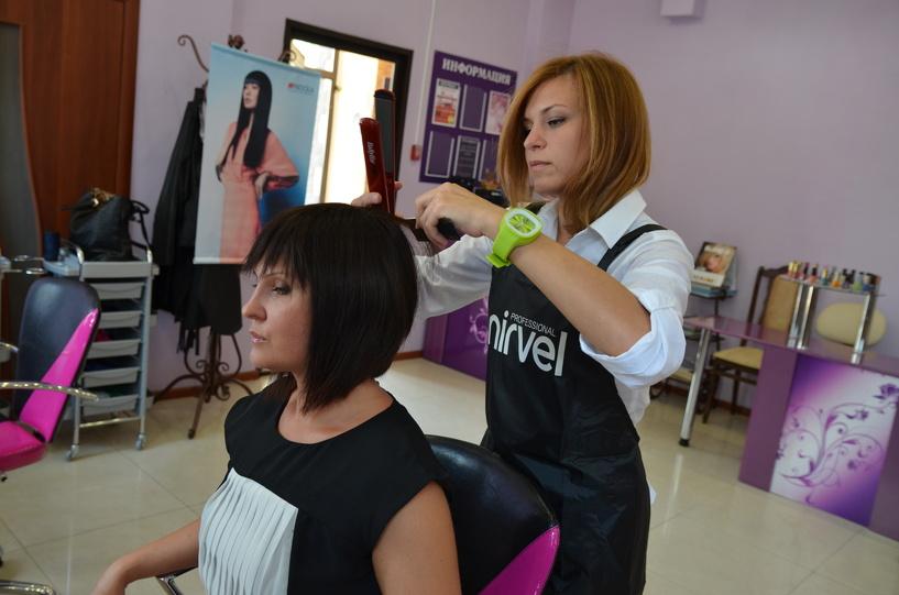 В Тамбове открылась новая студия красоты «Фигаро»