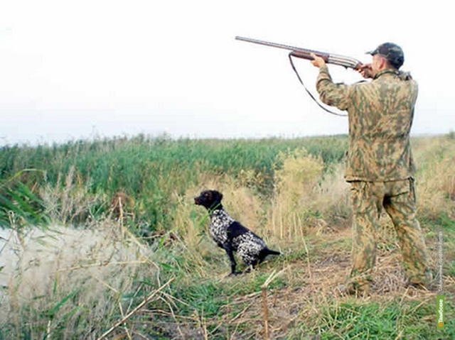 Лучший охотник Тамбовской области носит фамилию Дарвин