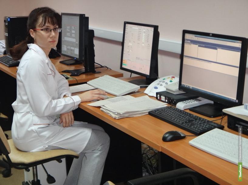 Медики Тамбовщины в среднем получают по 15 тысяч рублей