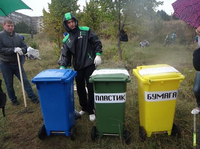 Тамбов освободят от мусора