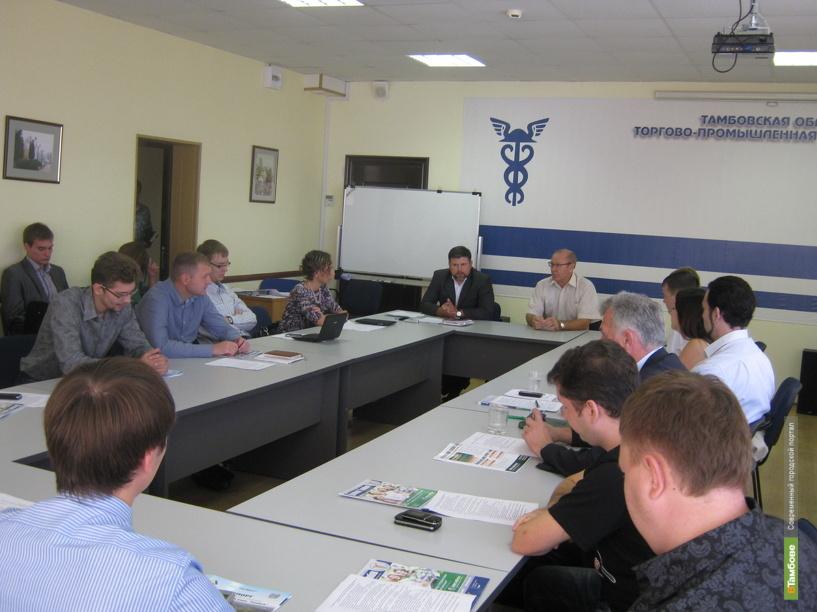 В Тамбове обсудили потенциал местного интернета