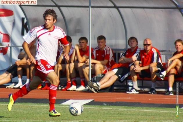 Тамбовские футболисты потерпели разгромное поражение