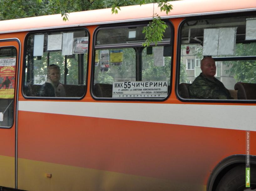 ВТамбове подорожает проезд в общественном транспорте