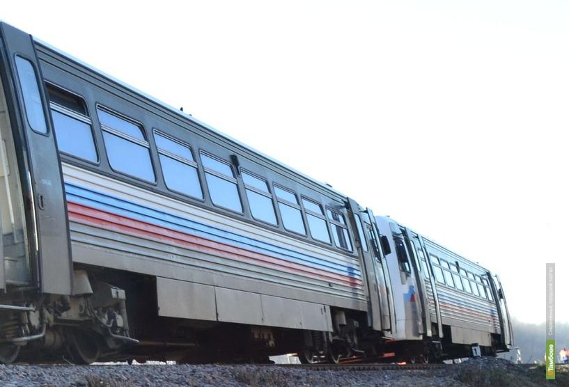 Тамбовчанин пригрозил поджечь вагон пассажирского поезда