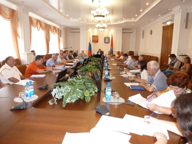 На Тамбовщине появился межотраслевой Совет потребителей