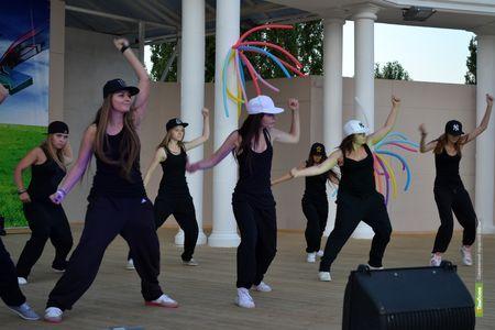Танцоры Тамбова выйдут на улицы