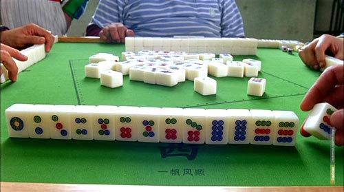 Тамбовчан научат играть в маджонг